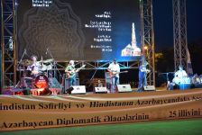 'INDIAN OCEAN' enthrals music lovers at Baku Boulevard (PHOTO) - Gallery Thumbnail