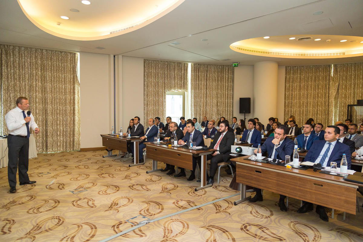 Ministry of Taxes on top of digital transformation in Azerbaijan (PHOTO) - Gallery Image