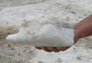 Salt production growing in Turkmenistan
