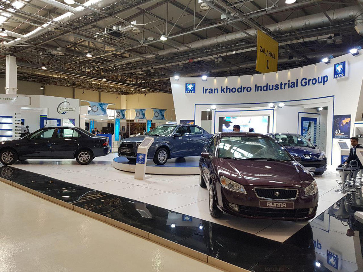Countries show interest in cars made by Iran-Azerbaijan JV (Exclusive)  (PHOTO)