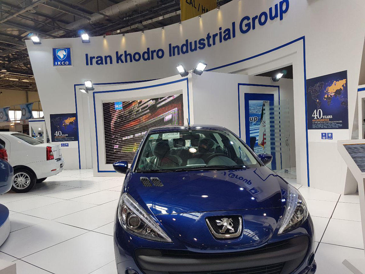 Countries show interest in cars made by Iran-Azerbaijan JV (Exclusive)  (PHOTO) - Gallery Image