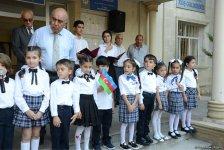 Azerbaycan'da Bilim Günü kutlamalarında öğrencilerden sevinç coşkusu (Fotoğraf) - Gallery Thumbnail