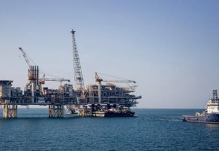 Annual production volume from Azerbaijan's Shah Deniz field to increase by 2023