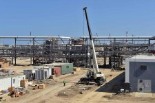 One of SOCAR Polymer plants built by 91% (PHOTO) - Gallery Thumbnail
