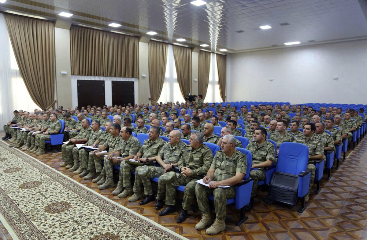 President Aliyev's remarks at UN an order for Azerbaijani army, says defense minister (PHOTO) - Gallery Image