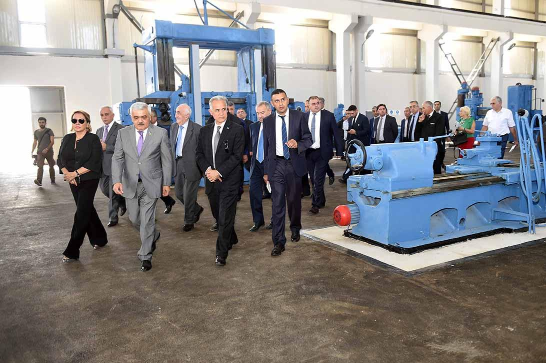 One of SOCAR Polymer plants built by 91% (PHOTO) - Gallery Image