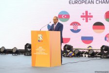 Baku hosts opening ceremony of Women's European Volleyball Championship (PHOTO/VIDEO) - Gallery Thumbnail