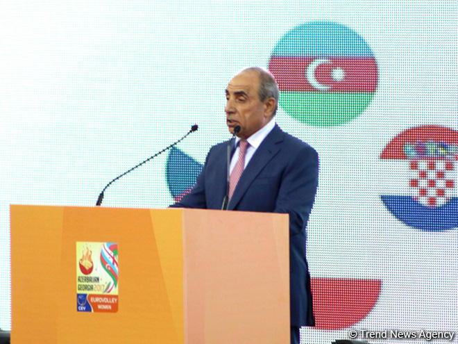 Top official: Azerbaijan can hold every event at high level