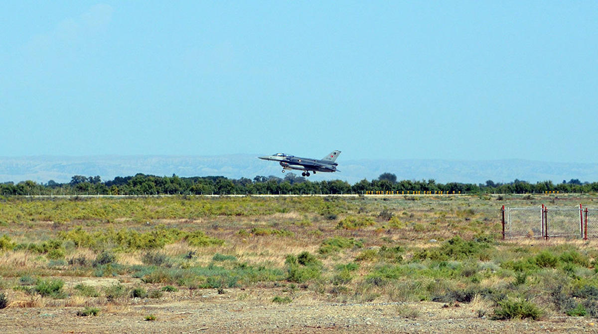 Azerbaijan, Turkey air forces continue drills (PHOTO) (VIDEO) - Gallery Image