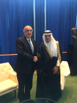 Azerbaijani, Saudi Arabian FMs stress co-op development within UN General Assembly session - Gallery Thumbnail