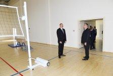 President Ilham Aliyev inaugurates new building of Salyan city secondary school No 2 (PHOTO) - Gallery Thumbnail