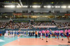 Azerbaijan's national volleyball team faces Poland squad (PHOTO) - Gallery Thumbnail