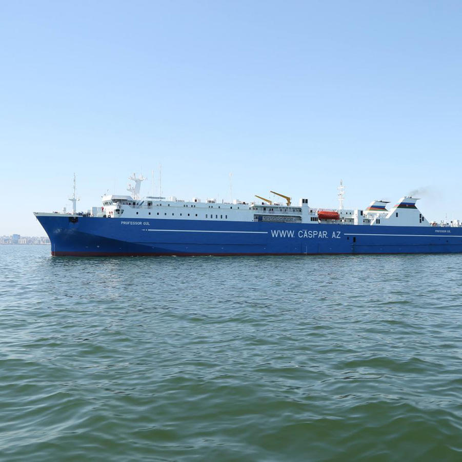 Vessel traffic suspended in Azerbaijan due to storm warning