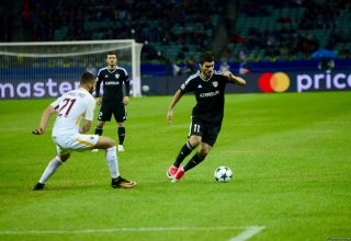 CL: Qarabag FK loses to AS Roma 2-1 (VIDEO)