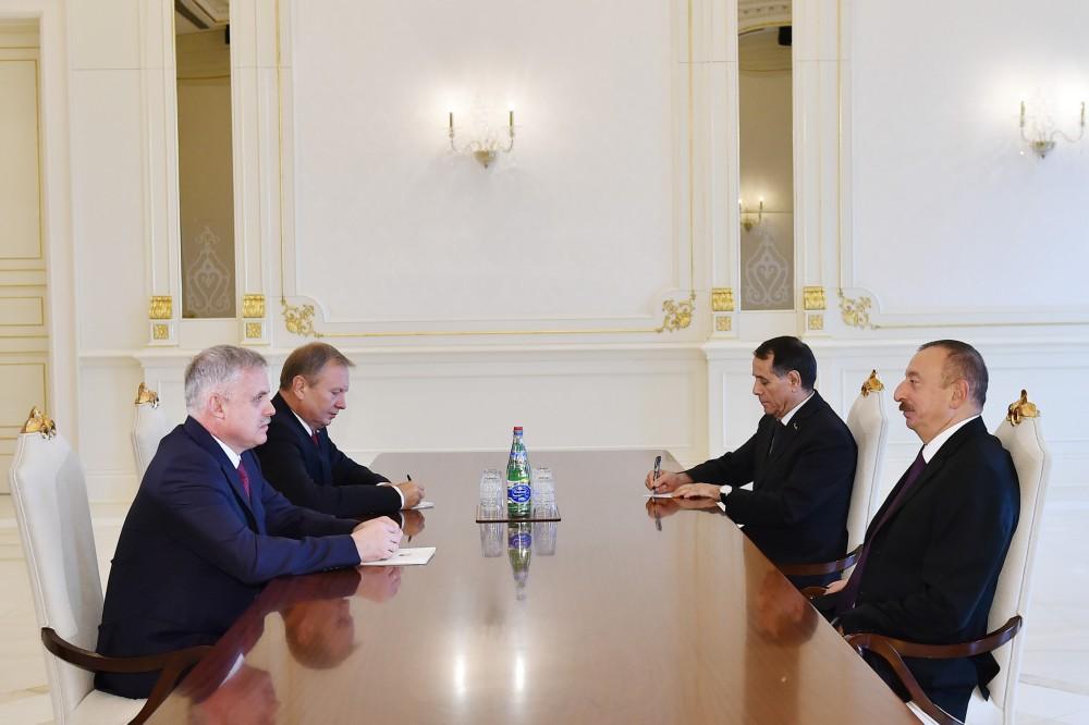 Президент Ильхам Алиев: Вопросы безопасности становятся приоритетной сферой для государств