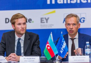 """KPMG in Azerbaijan co-organises the conference """"Transfer Pricing: Implementation and International Practice"""""""