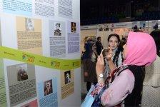 V Bakı Beynəlxalq Kitab Sərgi-Yarmarkasının açılışı olub (FOTO) - Gallery Thumbnail