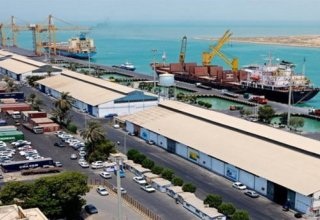 Iran reveals share of free, special economic zones in country's export