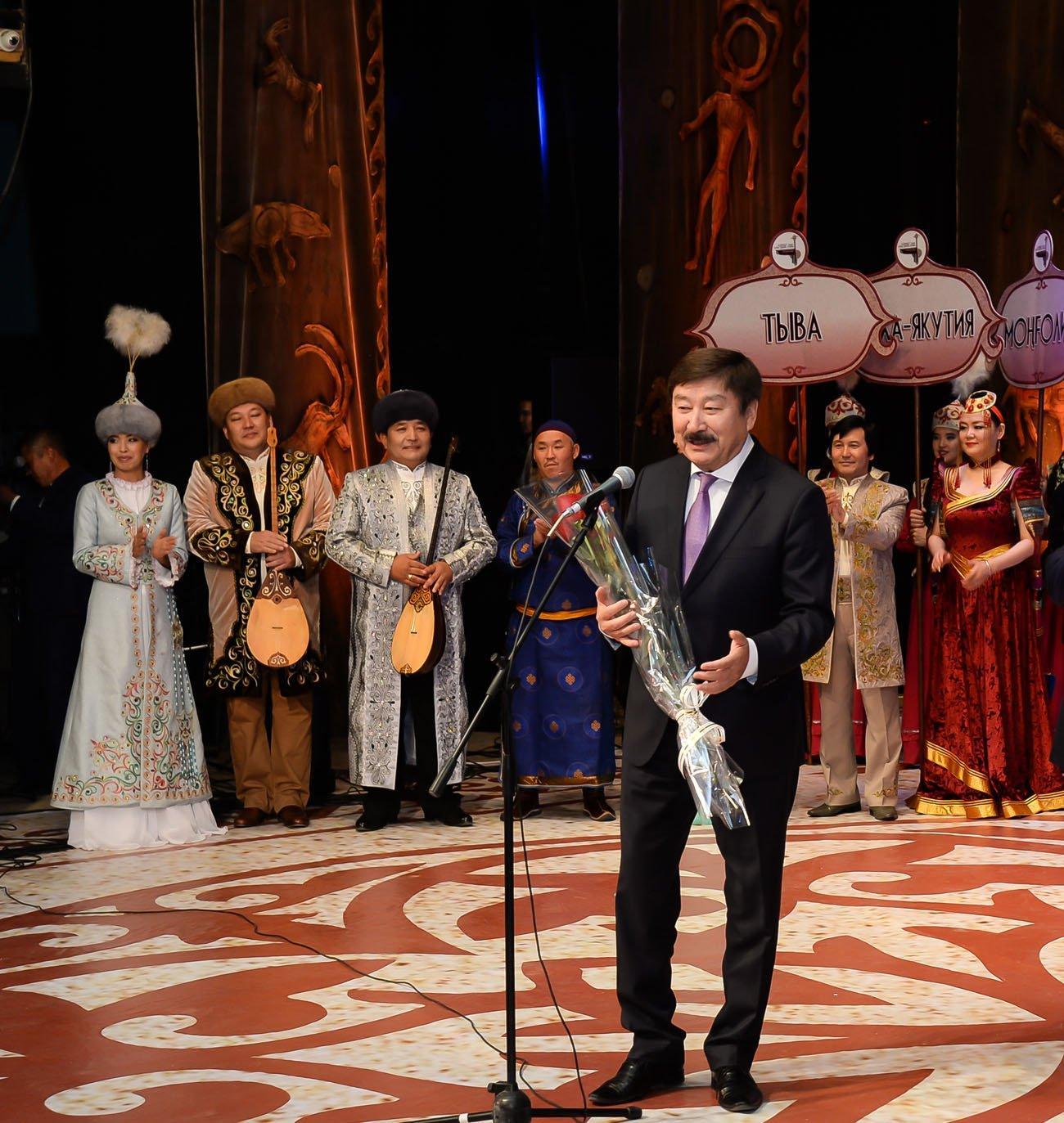 """Uluslararası Türk Kültürü Teşkilatı TÜRKSOY ve Kazakistan'ın Kızılorda Valiliği işbirliğinde """"4. Korkut ve Büyük Bozkır Müziği Uluslararası Festivali"""" düzenlendi"""
