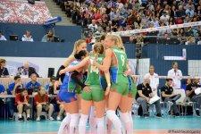 Команда Азербайджана по волейболу провела очередную игру (ФОТОРЕПОРТАЖ) - Gallery Thumbnail