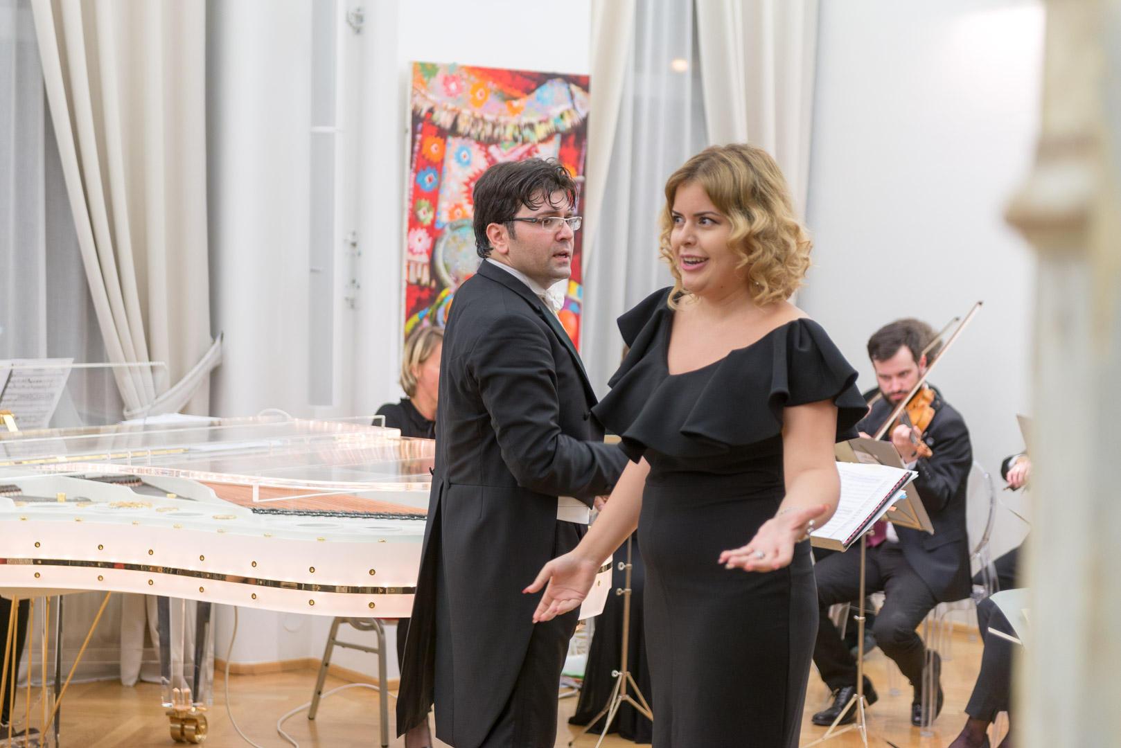 Венский оркестр выступил под управлением азербайджанского дирижера (ФОТО) - Gallery Image