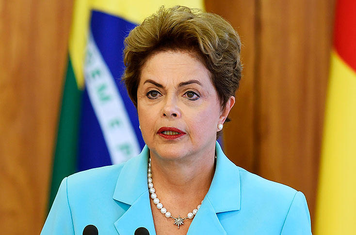 Former Brazil president Rousseff reveals cause of her impeachment