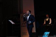 Райский сад Азербайджана и Израиля - Мануэль Исаков и бакинские ритмы звезд (ФОТО) - Gallery Thumbnail