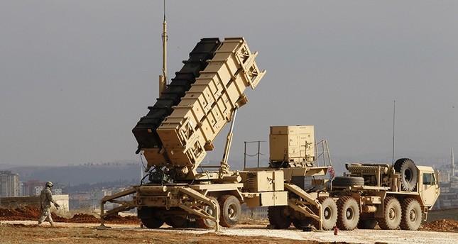 FM: Turkey may buy Patriot SAMs from US