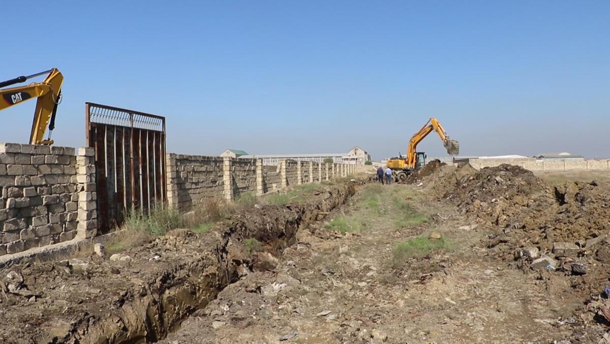 Yaxın günlərdə Binəqədi şossesində təmir işlərinə başlanılacaq (FOTO) - Gallery Image