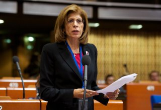Stella Kyriakides elected new PACE President