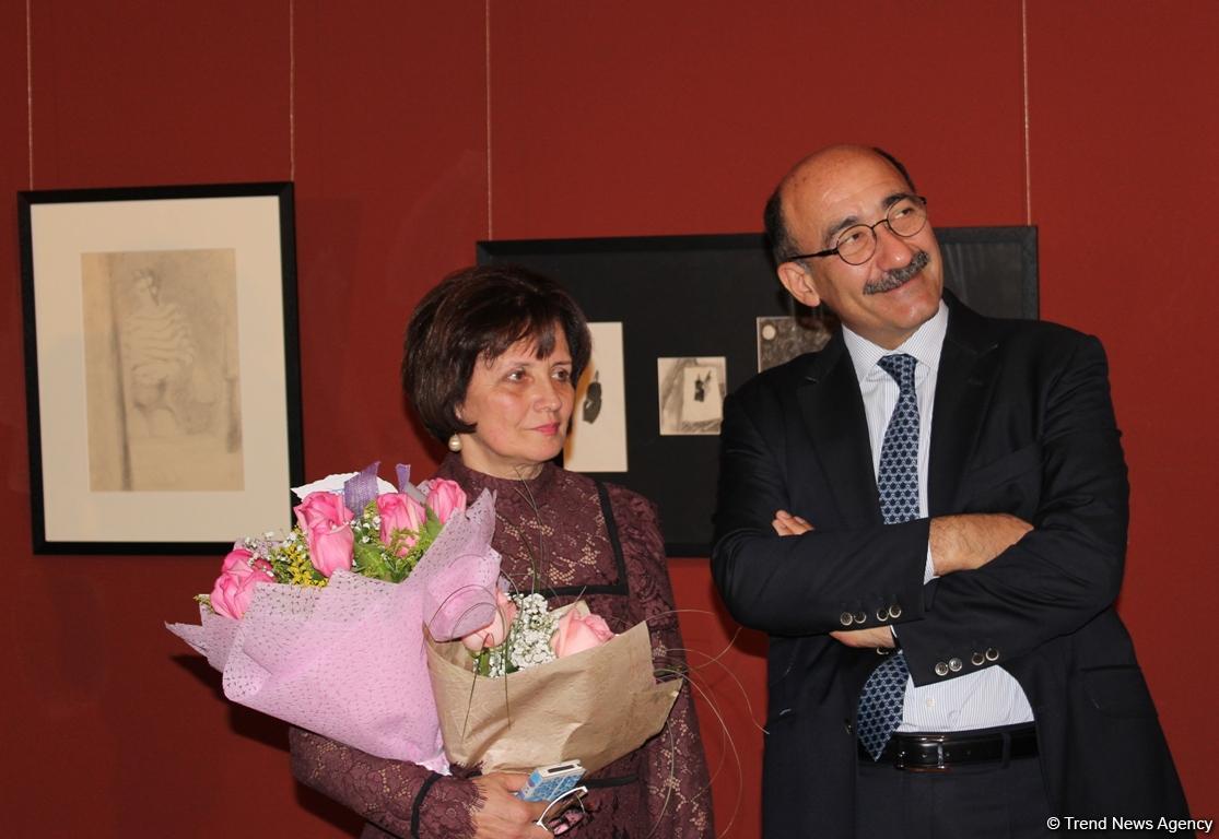 Вспоминая Муслима Эльдарова - выставка и презентация книги (ФОТО) - Gallery Image