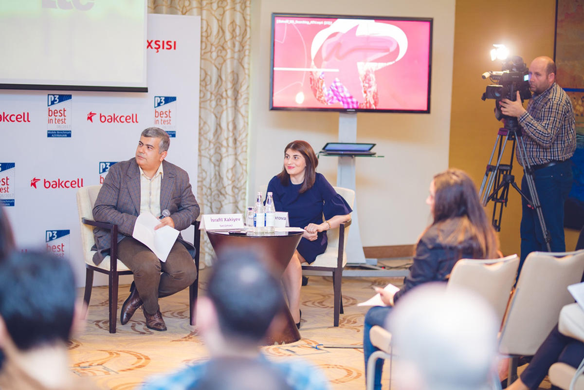 """Bakcell has been recognized as the """"best in test"""" mobile network in Azerbaijan (PHOTO)"""