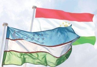 Uzbekistan, Tajikistan discuss major issues of strategic partnership dev't