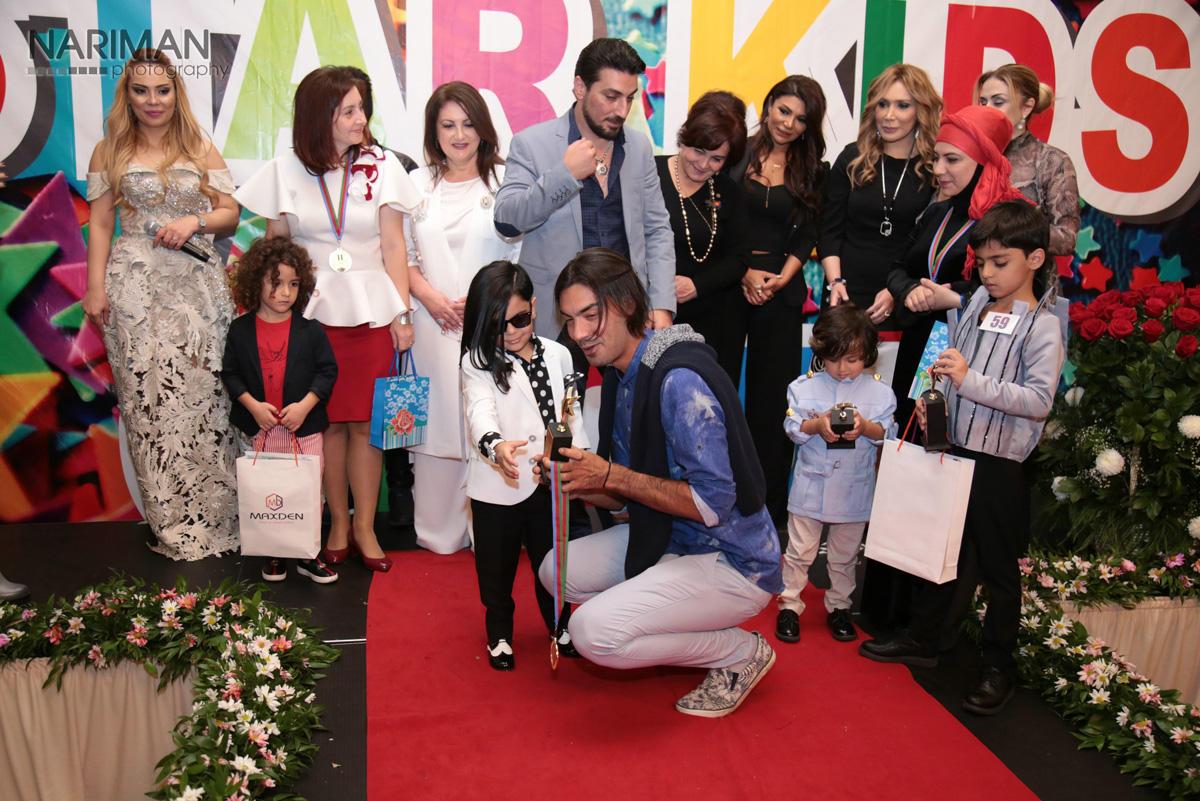 """""""Payız Kolleksiyası"""" adlı  """"Kids Fashion Show"""" yarışı keçirilib (FOTO) - Gallery Image"""