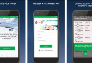 Nar presents new TaxFree mobile application