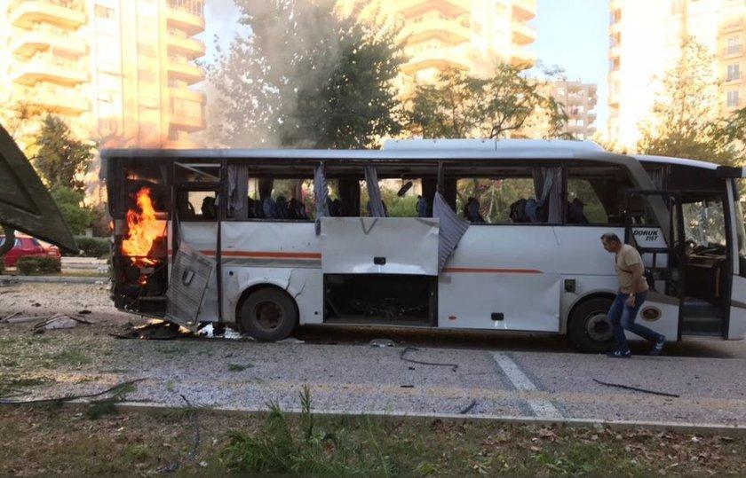Türkiyədə partlayış- Çox sayda yaralı var (FOTO)