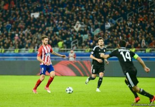 FC Qarabag gets first UEFA Champions League Group point (PHOTO)