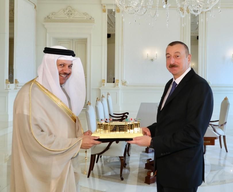 Ilham Aliyev: There are good opportunities for GCC countries investing in Azerbaijan (PHOTO) - Gallery Image