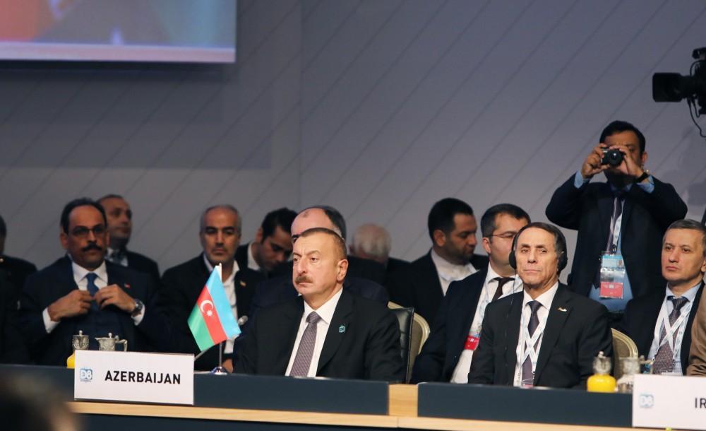 Prezident İlham Əliyev: Məscidləri dağıdan ölkə heç vaxt müsəlman ölkələrinin dostu ola bilməz