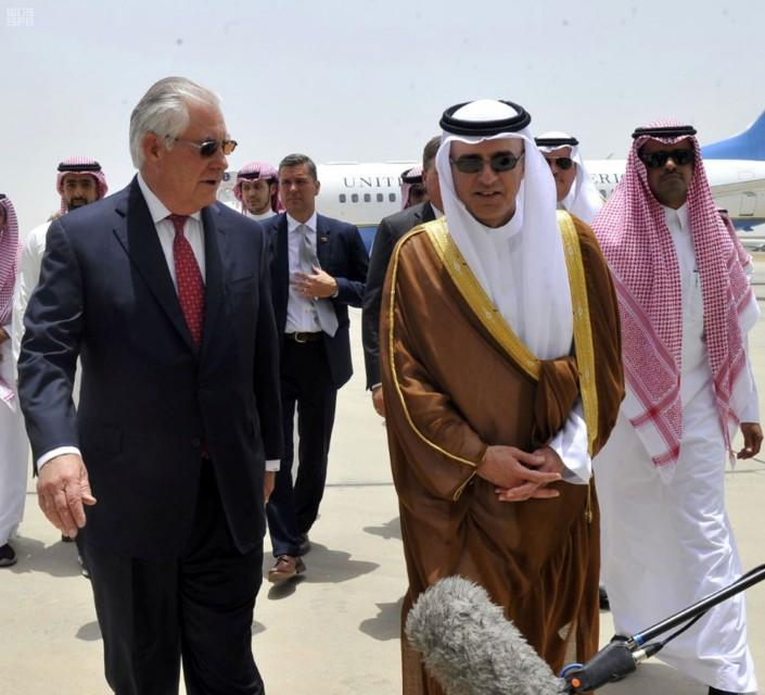 Arab states in Washington's Iran strategy after 'death of ISIS'