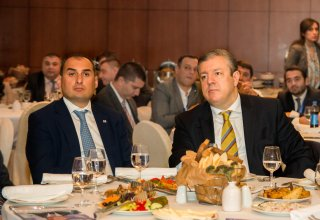 Dimitry Kumsishvili to attend second CEO Lunch Tbilisi (PHOTO)