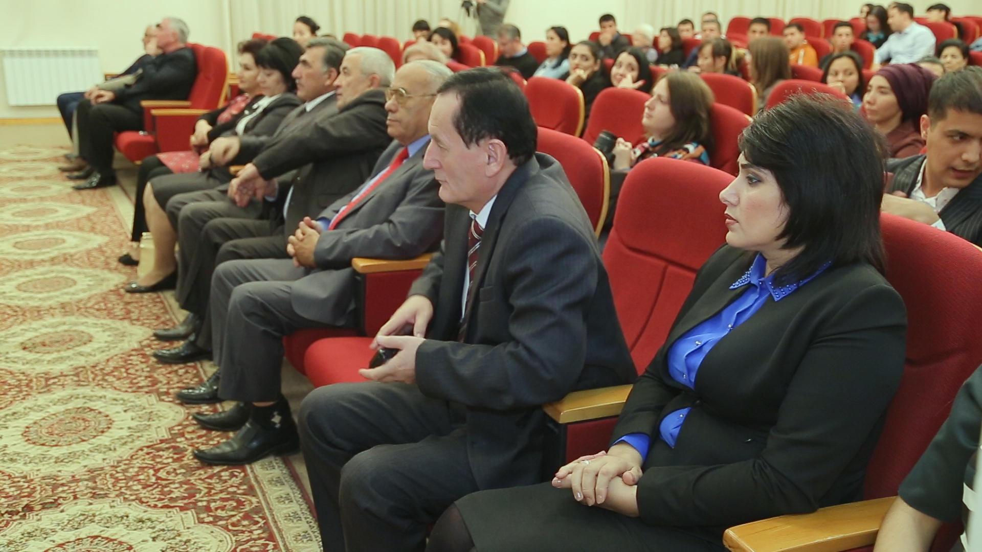 Daşkənddə Azərbaycan xalçalarının daimi sərgi zalının açılışı olub (FOTO) - Gallery Image
