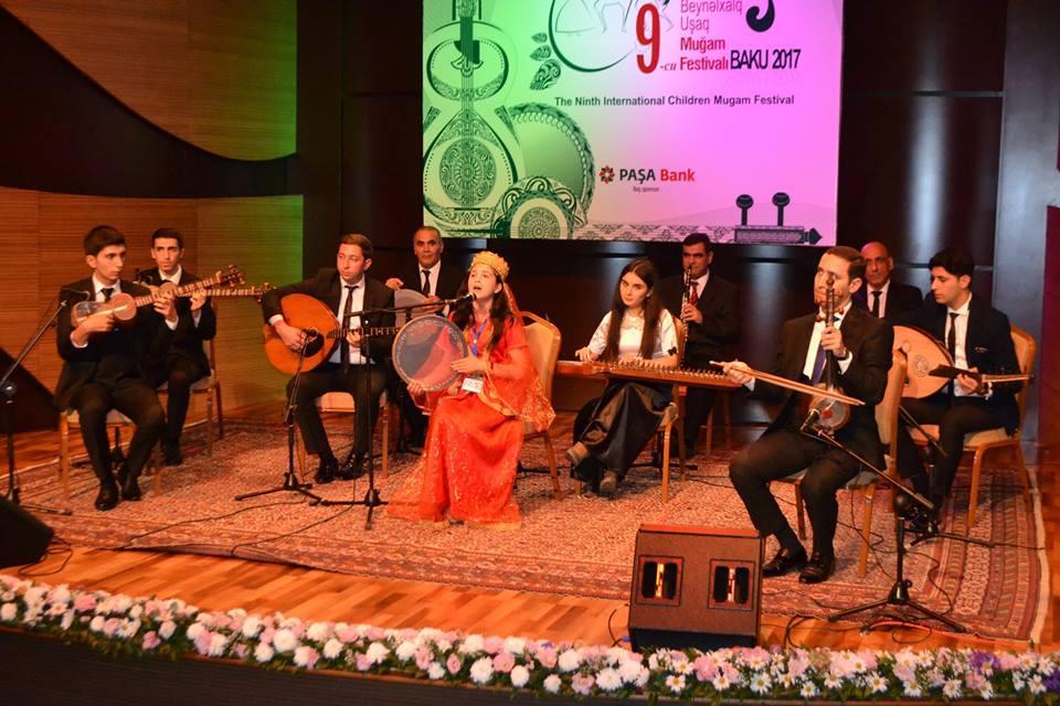 Beynəlxalq Uşaq Muğam Festivalı qalibləri mükafatlandırılıb (FOTO) - Gallery Image