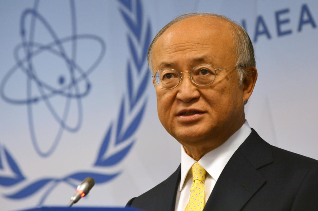 Iran living up to its commitments under nuclear deal, Amano says