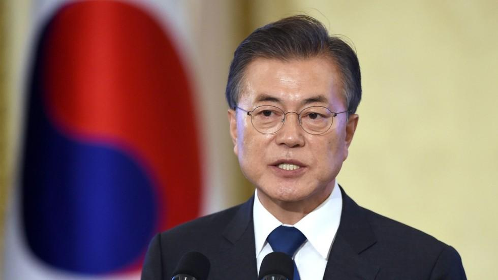 South Korean president to begin his first state visit to Russia
