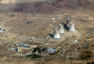 Armenia must submit new nuclear reactor's EIA report, Baku says