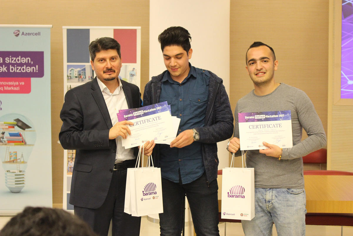 3 winners of Barama FinTech Hackathon competition announced (PHOTO) - Gallery Image