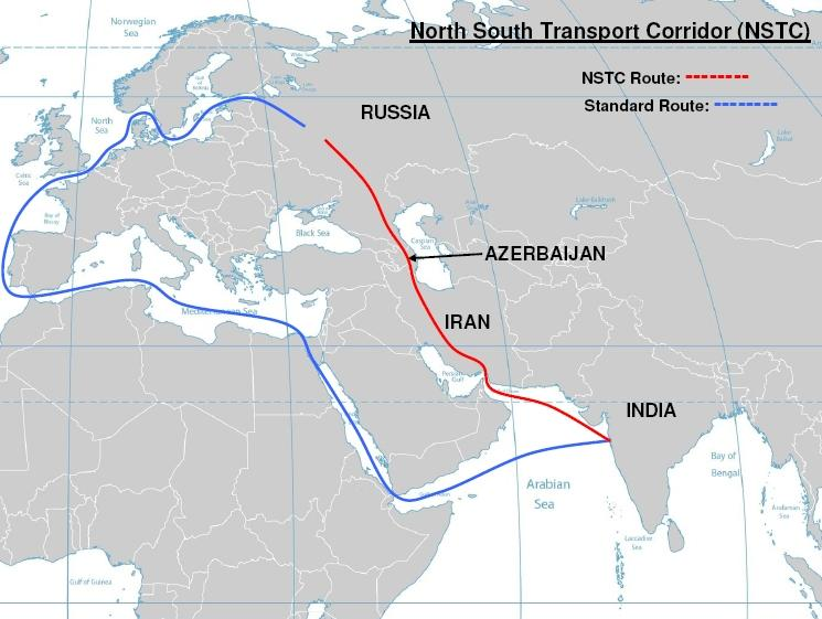 Iran's Ardabil province to join Int'l North-South Transport Corridor