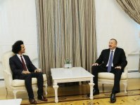Ilham Aliyev: France plays its role in Karabakh conflict's settlement (PHOTO) - Gallery Thumbnail