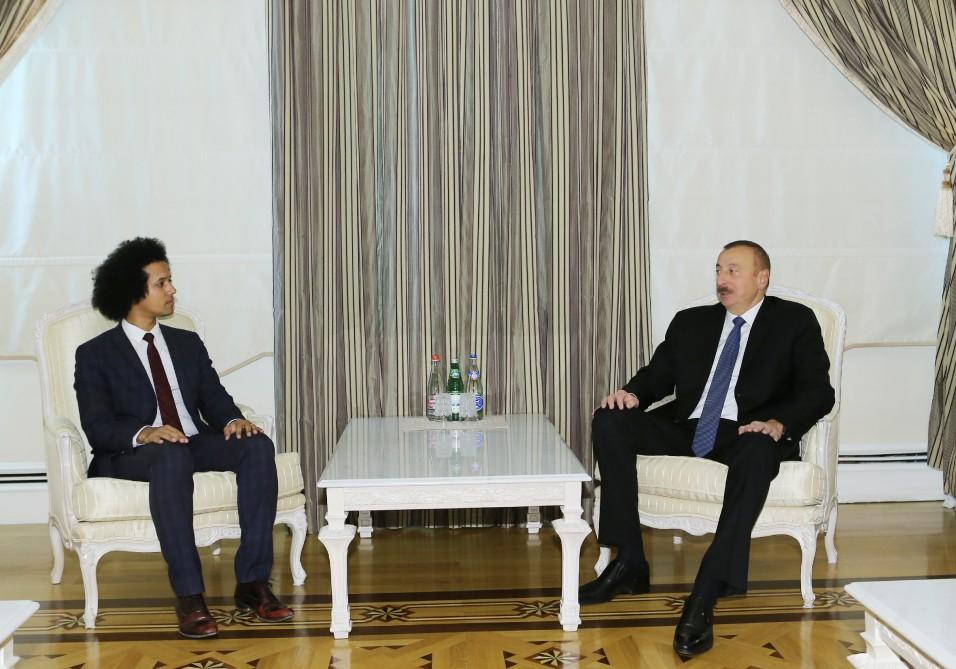 Ilham Aliyev: France plays its role in Karabakh conflict's settlement (PHOTO)